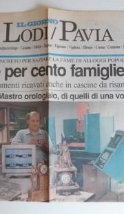 1998 IL GIORNO  di Lodi